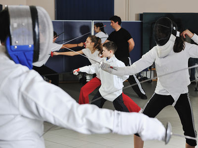 Four Group Fencing Classes with Equipment Included in Boise, ID (198030)