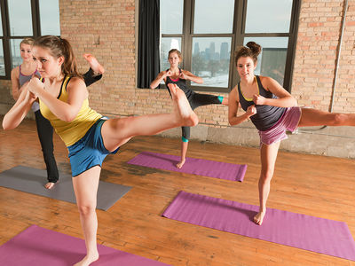 Five 60-Minute Group Kickboxing Classes in Cocoa, FL (314742)