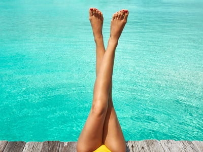 Three Laser Hair Removal Sessions for One Small Area in Largo, FL (288894)