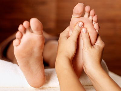 Three 60-Minute Reflexology Massages in Boise, ID (367072)