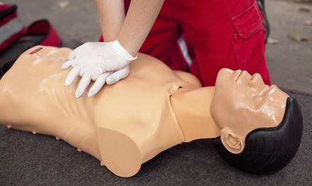 CPR and First-Aid Certification in Sparks, NV (371491)