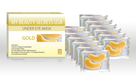 Anti-Aging Under-Eye Masks in Boise, ID (967611)