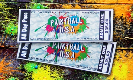 Paintball USA Tickets in Hopewell, VA (1218347)