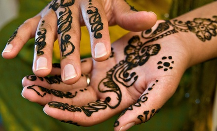 Henna-Tattoo Services in Boise, ID (1682450)