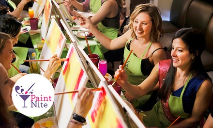 Paint and Sip at Paint Nite in Mount Pleasant, UT (2442971)