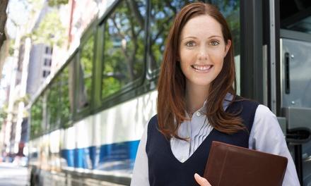 Bus Tour in Eastsound, WA (2664263)