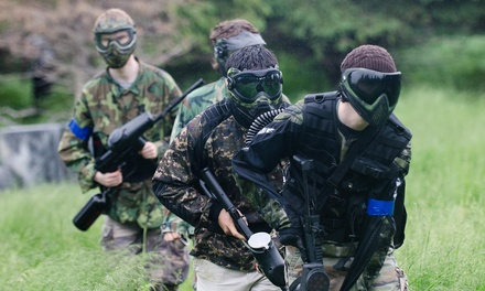 Recruit Paintball Package in Lakeville, MN (2722243)