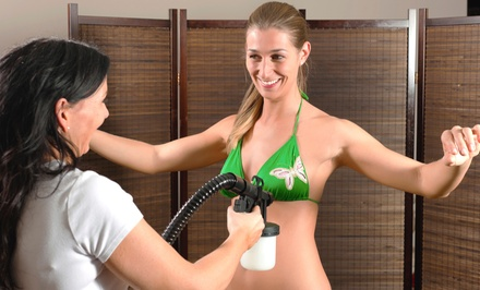 Airbrush Spray Tans in Palm Harbor, FL (2791666)