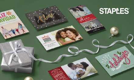 Custom Holiday Cards by Staples in Springfield, VA (2890612)