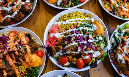 Mediterranean Cuisine in West Springfield, VA (2961260)