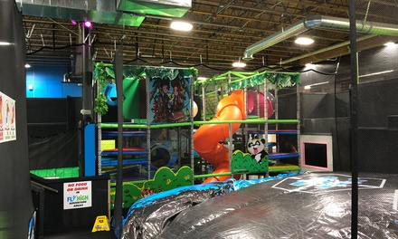 Indoor Trampoline Pass or Party in Boise, ID (3354620)