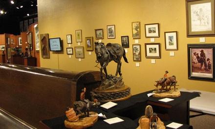Museum Admission in Cheyenne, WY (3529282)