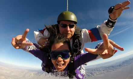 Tandem Skydiving Jump in Mesquite, NV (3653945)
