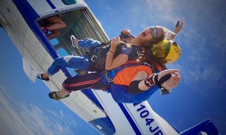 One Tandem Skydive for One in Andrews, SC (3751841)