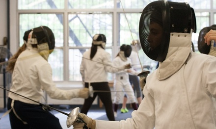 Introductory Fencing Classes in Port Chester, NY (3755706)