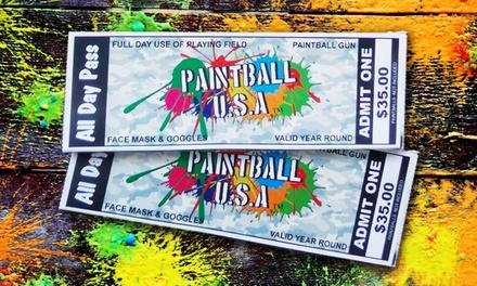 Paintball in Oklahoma City, OK (3794479)