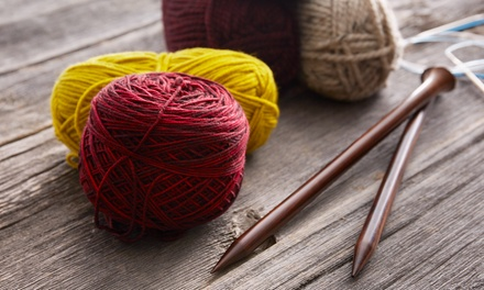 Knitting Course in Hayden, ID (3912158)