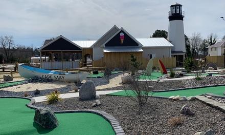 Mini Golf with Ice Cream in Millville, DE (3994938)