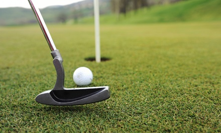 Golf with Cart and Range Balls in Charles Town, WV (4163488)
