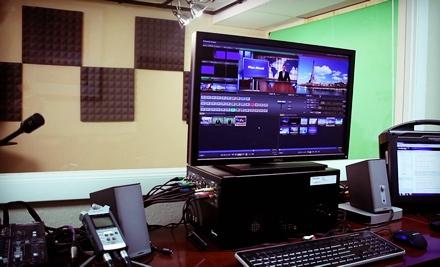 One-Hour Video-Studio Rental in Cocoa, FL (4163378)