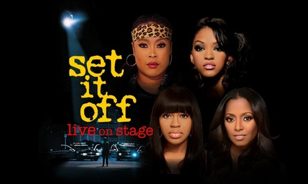 """""""Set It Off: Live on Stage"""" in Mashantucket, CT (4284590)"""