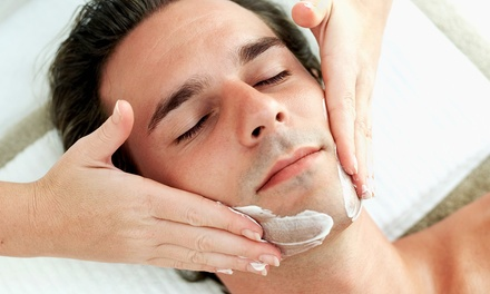 Men's Haircut or Facial Package in Callahan, FL (4431471)