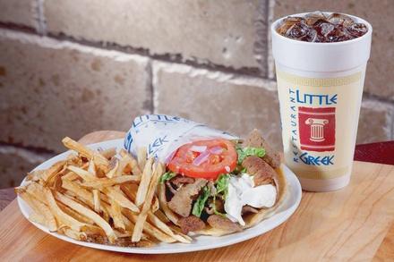 Little Greek Fresh Grill The ... in Kissimmee, FL (4692103)